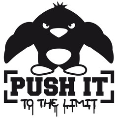 Push It To The Limit Penguin