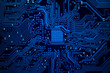 Circuit board background - 54031553