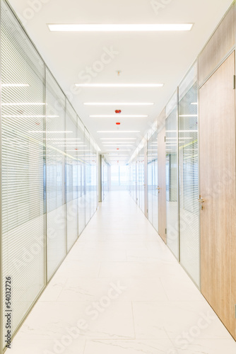 Common office building interior