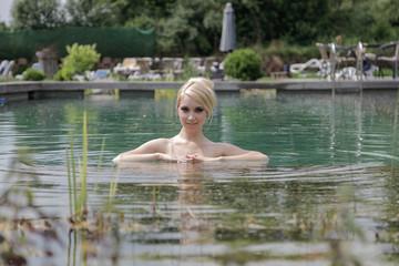 Naturfreibad Frau Wasser, Wellness