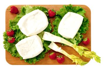 Stracchino, formaggio fresco