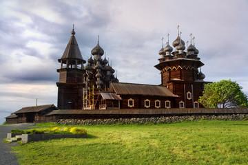 Transfiguration Cathedral, Kizhi Island, Karelia