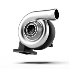 Metal Turbocharger