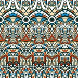 American Indian seamless pattern