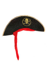Pirate fancy dress hat