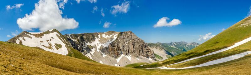 Panoramica Monte Vettore