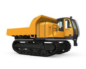 Rubber Track Crawler Carrier