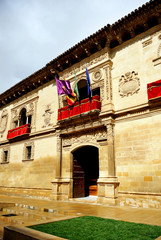 Renaissance architecture, city hall, Baeza