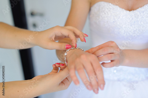 Wedding Preparation