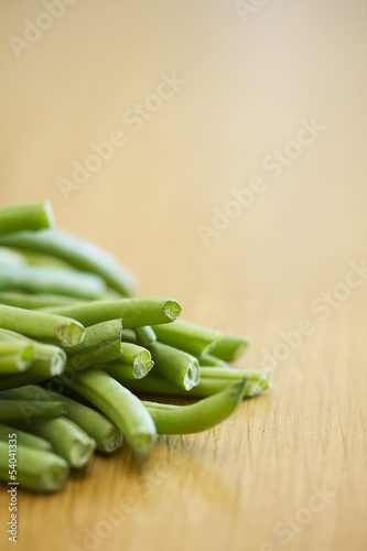 Trimmed Beans