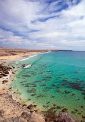 Northern Fuerteventura, Playa del Castillo beach