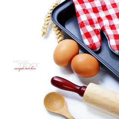 Cooking and baking concept