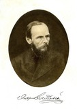 Fyodor Dostoyevsky,  Russian writer and essayist