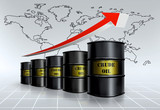 crude oil growing