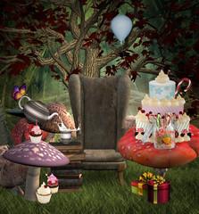 Midsummer night's dream series - Summer birthday
