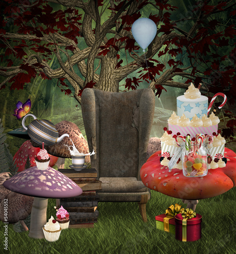 Midsummer night's dream series - Summer birthday