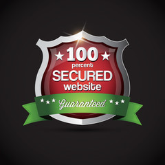 Secured website shield - Secure shield