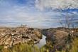 Toledo - medieval city of Spain