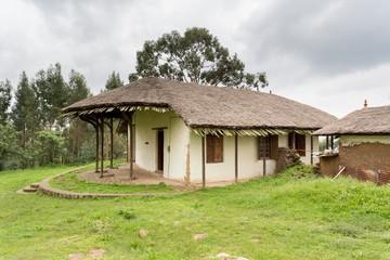 Emperor Menelik's Palace-Elfign and Reception Hall
