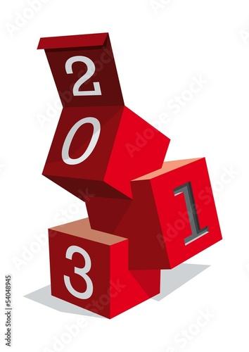 cubes 2013