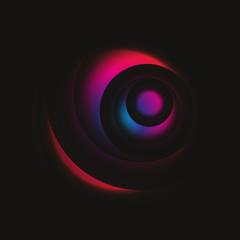 Dark Eye Logotype