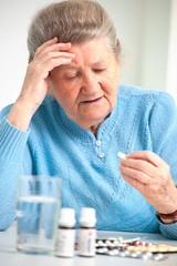 Tabletten einnehmen
