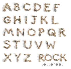 letterset ROCK