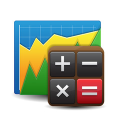 calculator and graphs
