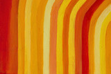 Abstract Warm Colors Strips
