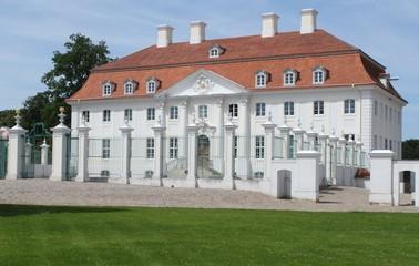 Schloss Meseberg, das Gästehaus der Bundesregierung