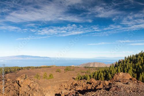 Poster Oceanië Teide National Park
