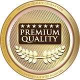 Premium Quality Gold Award
