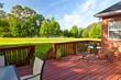 Backyard Deck - 54059534