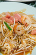 stir fried asian noodles