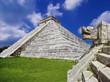 Mayan pyramid, Mexico