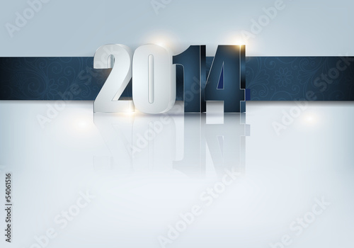 2014 vector background