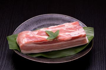 国産豚バラ肉かたまり