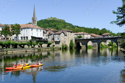 Village de  Saint-Antonin-Noble-Val
