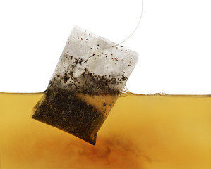 Tea Bag In Water