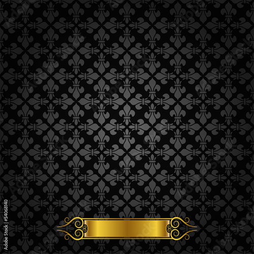 vintage royal background pattern