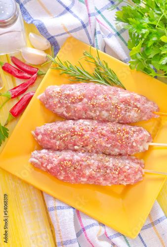 raw kebab