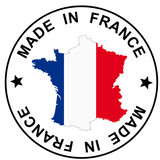 "Patch "" Made in France """