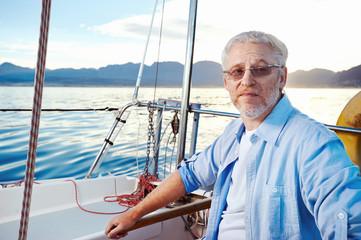 senior sailing