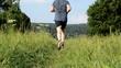 Jogger Geländelauf Tele