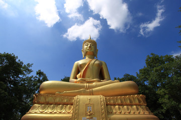 Buddha in Buri Ram