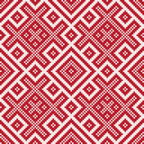 Ethnic slavic seamless pattern#2