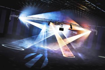 Club Disco Light Show