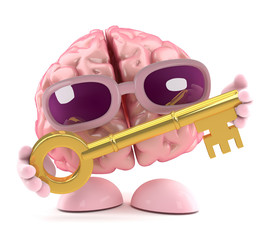 Brain holds the key