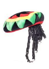 Jamaican reggea rasta hat