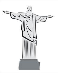 jesucristo de brasil
